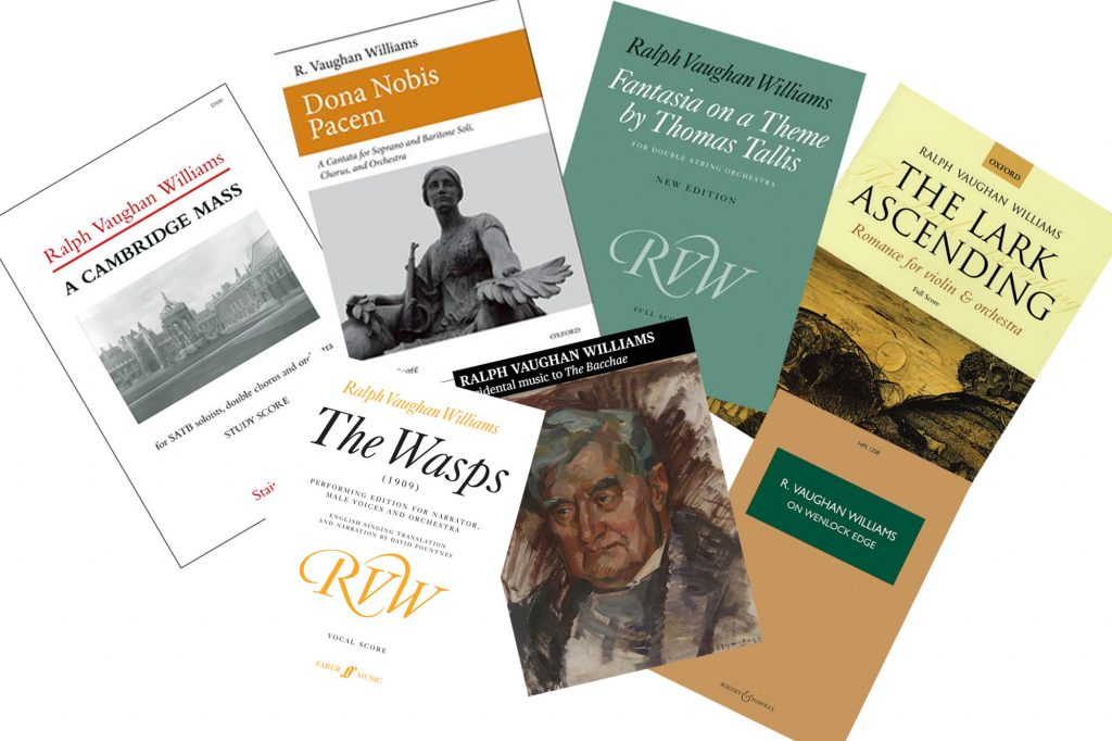 Selection of RVWs published scores
